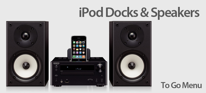 Portable Speakers and Docks