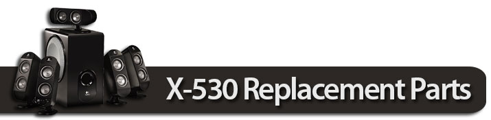 X-530 Replacement Parts