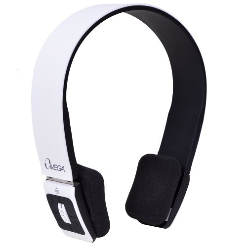 Omega Stereo Bluetooth Headphones w/ Microphone