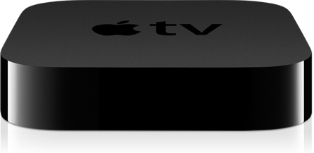 Apple TV - Black