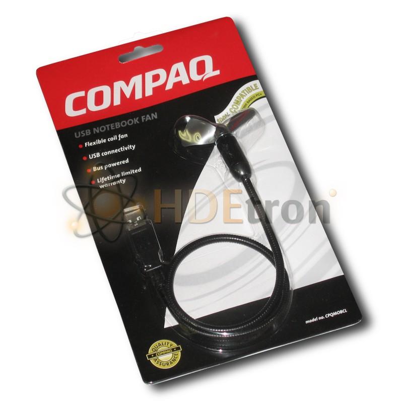 Compaq USB Notebook Fan - Flexible USB Fan