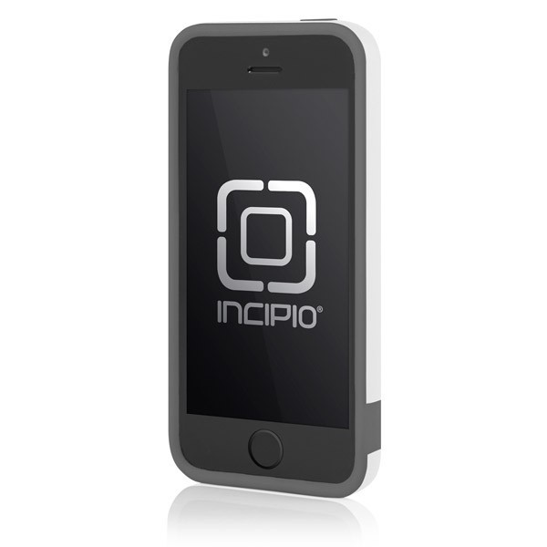 Incipio [OVRMLD] iPhone 5 Case - White/Gray
