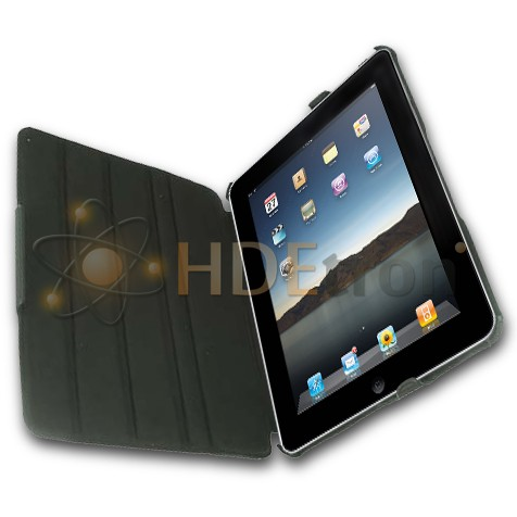 Leather iPad Flip Case For iPad 3, iPad 2, and Original iPad