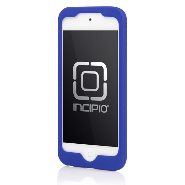 Incipio microtexture iPod Touch 5G Case - Ultraviolet Blue