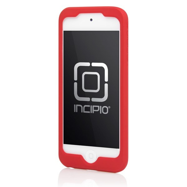 Incipio microtexture iPod Touch 5G Case - Red