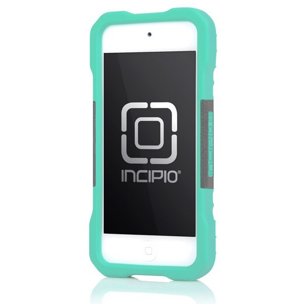 Incipio HIVE Response iPod Touch 5G Case - Charcoal/Turquoise
