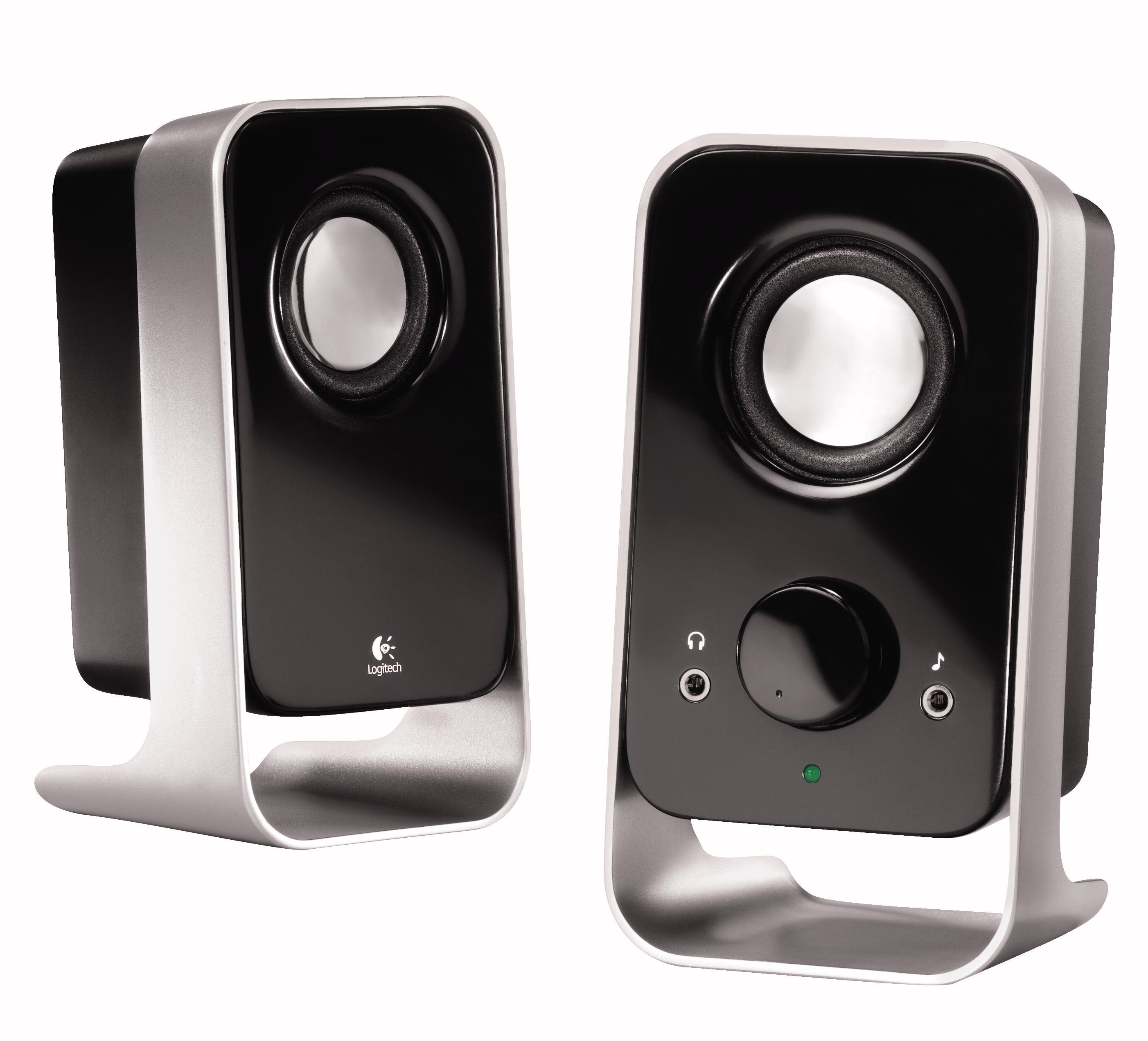 Logitech LS-11 Speakers