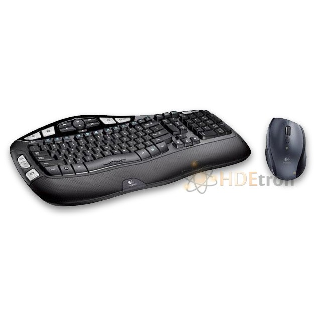 Logitech Wireless Wave Plus MK560