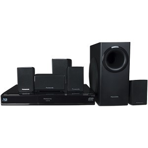 Panasonic Blu Ray Digital 5 1 Surround Sound Home Theater System