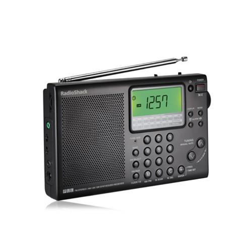 RadioShack Synthesized World Receiver Shortwave Radio