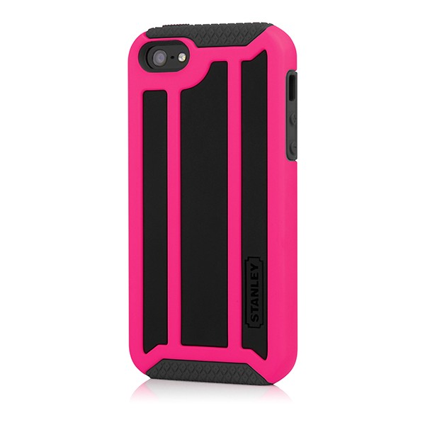 Stanley Highwire for iPhone 5 with Holster Black/Pink