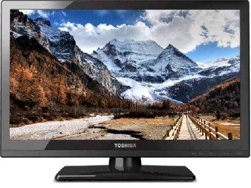 Toshiba 24in 1080p 60Hz LED HDTV 24SL410U