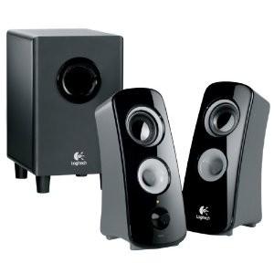 Logitech Z323 2.1 Speaker Set