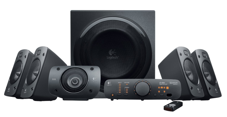 Logitech Z906 Digital Surround Sound Speaker System