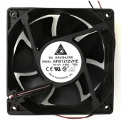 Delta 120x38mm, 130cfm High Speed Cooling Fan - AFB1212VHE