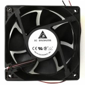 Delta 120x38mm, 152cfm Super High Speed Cooling Fan - AFB1212SHE