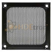 Black Aluminum Fan Filter