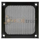 Black Aluminum Fan Filter