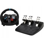 Logitech G29 Driving Force Racing Wheel - For PS4 PS3 and PC