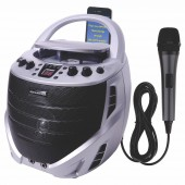 Karaoke USA GQ367 Portable Karaoke CD+G Player