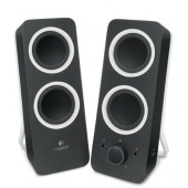 Logitech Z200 Multimedia Speakers - Black