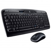 Logitech Wireless Desktop MK320 Keyboard