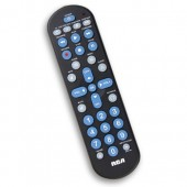 RCA 4 Device Big Button Universal Remote RCR4258R