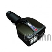 High Output Rapid USB Car Charger