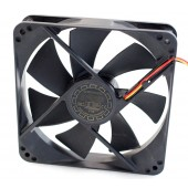 Yate Loon 120x25mm, 70cfm Medium Speed Cooling Fan - D12SM-12C
