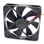 Yate Loon 120x25mm, 47cfm Super Quiet Cooling Fan - D12SL-12