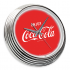Neon Coca-Cola 15-Inch Wall Clock