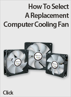 Computer Case Fan Cooling Guide
