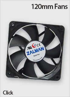 120mm Cooling Fans