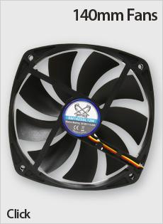 140mm Cooling Fans