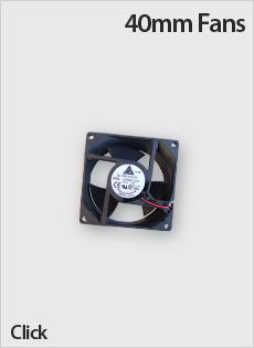40mm Cooling Fans