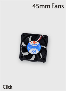 45mm Cooling Fans