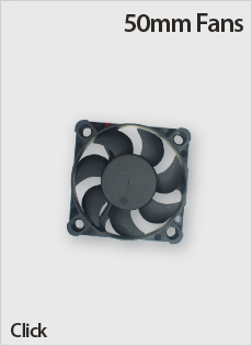50mm Cooling Fans