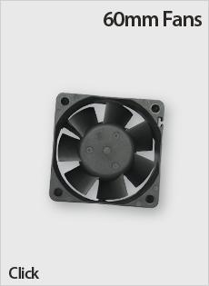 60mm Cooling Fans