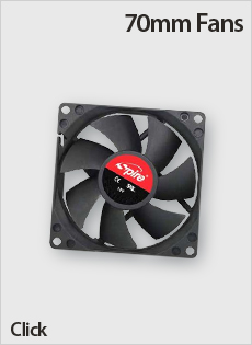 70mm Cooling Fans