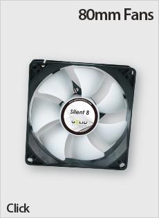 80mm Cooling Fans