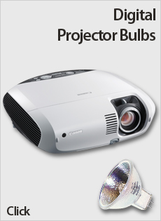 Digital & Overhead Projector Bulbs
