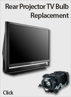 How To Replace The Projector Lamp In Your Rear Projection TV