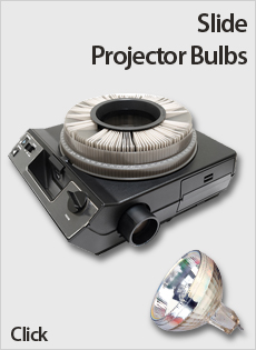Slide Projector Bulbs